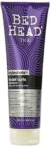 TIGI Bed Head Styleshots Hi-def Curls Shampoo, 8.45 Ounce