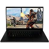 "Razer Blade 15: World's Smallest 15.6"" Gaming Laptop - 144Hz Full HD Thin Bezel - 8th Gen Intel Core i7-8750H 6 Core - NVIDIA GeForce GTX 1070 Max-Q - 16GB RAM - 256GB SSD - Windows 10 - CNC Aluminum"
