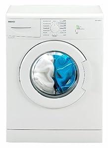 Beko WML 15106 NE Waschmaschine Frontlader / A+ / 168 kWh/Jahr / 1000 UpM / 5...