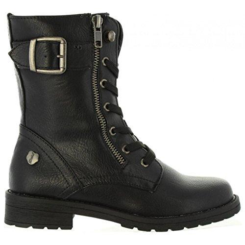 Boots für Damen MTNG 45552 C12483 NEGRO