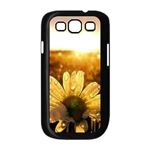 Sunflower The Unique Printing Art Custom Phone Case for Samsung Galaxy S3 I9300,diy cover case dagongsi562314