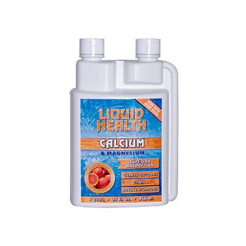 Liquid Health Calcium and Magnesium - 32 fl oz (Magnesium Citrate Usp)
