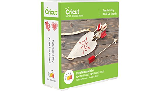 Price comparison product image Cricut 2002576 Valentine's Day Cartridge