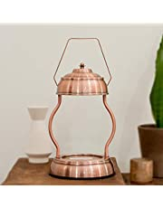 The Sweet Candle Warmer Antique Copper(Control Light by Touch) Candle Lamp 2 Pcs Bulbs Scents Warmer, Electric Wax Warmer