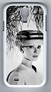Special design Samsung Galaxy S4 I9500 Cover Case, Audrey Hepburn case for Samsung Galaxy S4 I9500