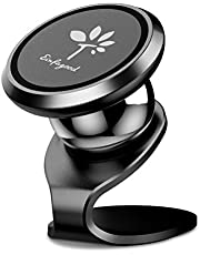 EINFAGOOD Cell Phone Holder for Car Magnetic, Car Mount for Cell Phone, Car Phone Mount Magnetic, Clever Grip Smartphone Car Mount for iPhone X / 10/8 / 7