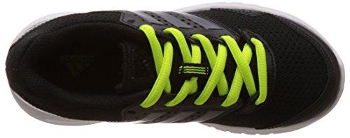 adidas Duramo 7 K - Zapatillas de running para niño Negro (Black / Dkgrey / Syello)