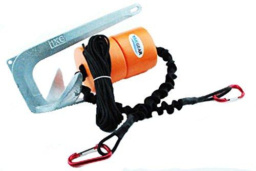 Yak-Gear Bruce Anchor Bundle Kit, 2.2 lb by Yak-Gear