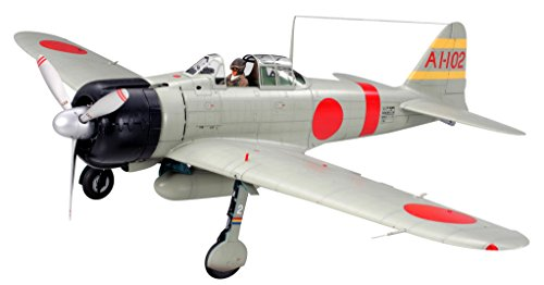 - Tamiya Models Mitsubishi A6M2b Zero Fighter Model 21 (Zeke) Kit