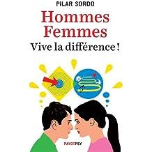 Hommes, femmes : vive la différence !