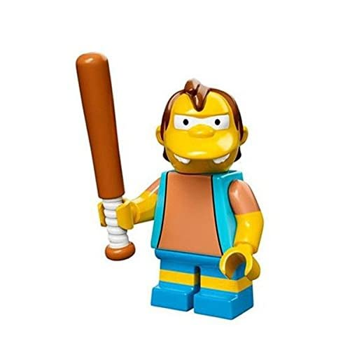 Nelson Christiane Mini 70De The Lego Simpsons Figure Réduction cA5j34LqR
