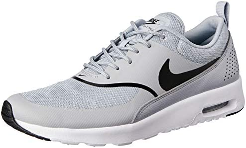 Nike WMNS NIKE AIR MAX THEA, Women's Sneakers, Black (Wolf