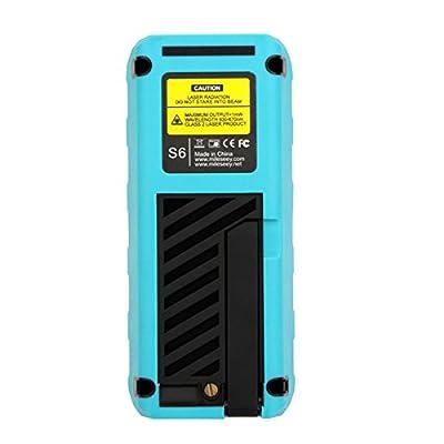 Mileseey S6 60m Handheld Rangefinder Distance Meter Digital Range Finder from Thailand