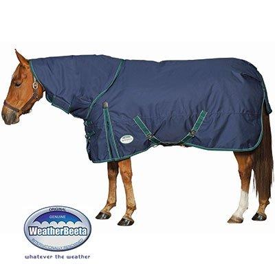 Weatherbeeta Neck Cover (Weatherbeeta 1200 Combo Blanket 78 Shale/Cerise)