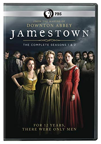 Jamestown, Seasons 1 & 2 DVD (Pbs Series Dvd)
