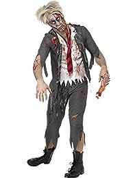 Men's High School Horror School Boy Costume