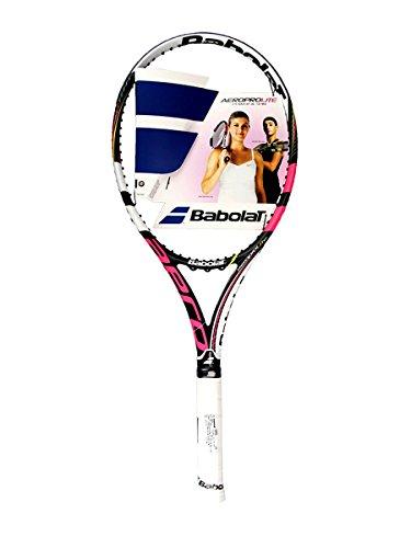 Babolat AeroPro Lite Pink Tennis Racquet (4-1/4)