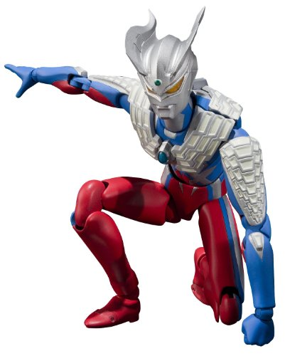 Bandai Tamashii Nations Ultra-Act Version 2.0 Ultraman Zero Action Figure