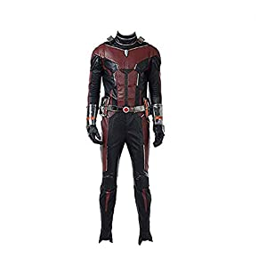 COMSHOW Ant-Man Costume Full Set Cosplay Costume