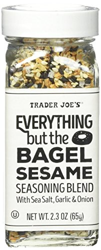Trader Joe's Everything but the Bagel Sesame Seasoning Blend 2.3 - Grilled Chicken Soup