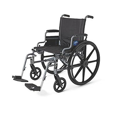 Medline Excel K4 Basic Manual Wheelchair