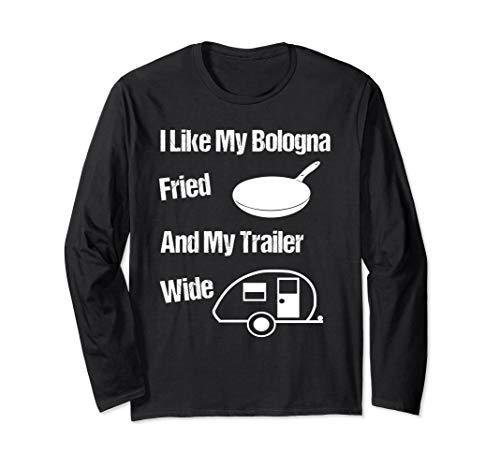 Funny Redneck Gift Idea Tee Sarcastic Camper Trailer Shirt ()