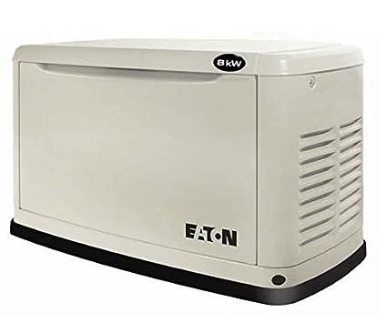 Amazon Eaton EGENA9 Standby Generator System 9 KW 120 240V