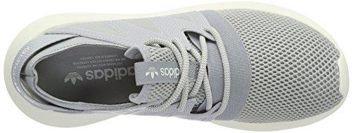Clonix W Femme Gris Clonix Tubular Chaussures de Cwhite Gymnastique Clonix adidas Cwhite Clonix Gris Viral nZwvYHx
