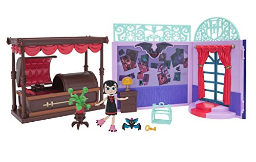 Hotel Transylvania Playset, Ghostly Goodnight Mavis' Room -