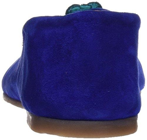 para Cordones Azul Zapatillas 45287 Gioseppo sin Mujer Blue Hq4IvwZWn