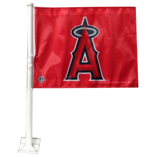 MLB Los Angeles Angels Car Flag