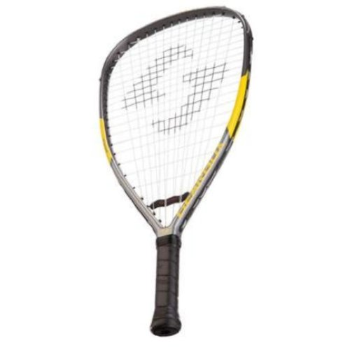 Gearbox '10 GB 125-170G Black With Yellow Racquetball Racquet