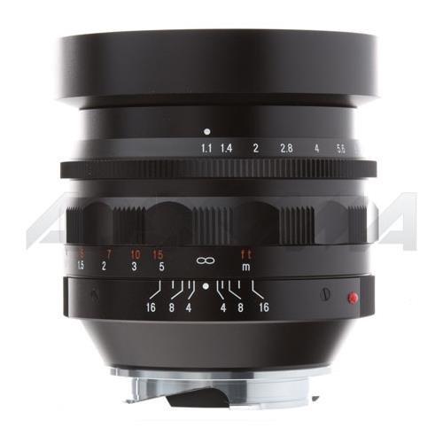 Voigtlander Nokton 50mm f1.1 lens