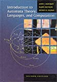 img - for Introduction to Automata Theory, Languages, and Computation, 2nd Ed. by John E. Hopcroft (2000-11-14) book / textbook / text book