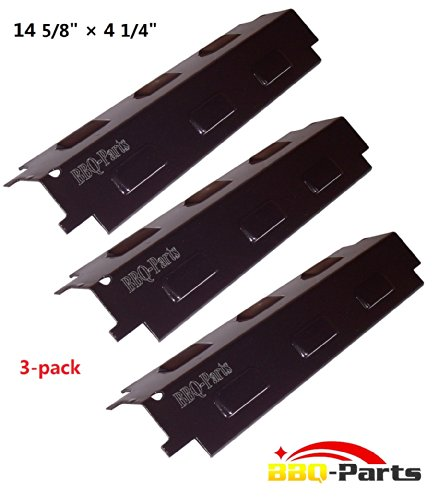 Lowest Price! Hongso PPH531 (3-pack) Porcelain Steel Heat Plate, Heat Shield, Heat Tent, Burner Cove...