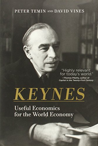 Keynes: Useful Economics for the World Economy (The MIT Press)