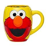 Elmo Face Mug
