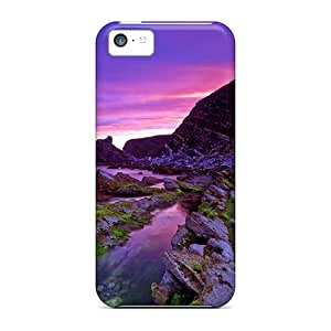 Premium DFlrT5927HPwpf Case With Scratch-resistant/ Mupe Bay England Case Cover For Iphone 5c