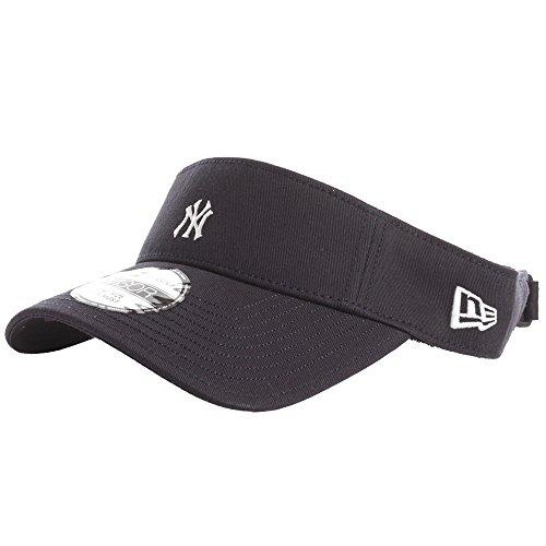[ニューエラ] サンバイザー オンパー コットンツイル MLB ニューヨークヤンキース ネイビー 11557049