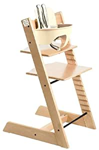 Stokke tripp trapp complete natural baby for Stokke tripp trapp amazon