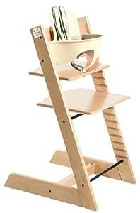 stokke tripp trapp complete natural beb. Black Bedroom Furniture Sets. Home Design Ideas