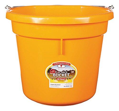 Orange Bucket - 6