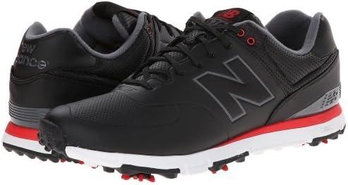 NBG574 BLACK/RED ゴルフシューズ [並行輸入品]