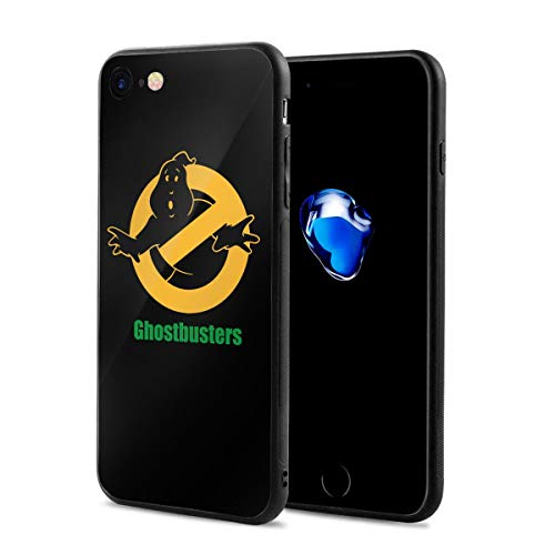 Cheny Phone Case Ghostbusters Logo for iPhone 7/8,Full
