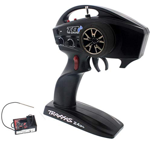 Traxxas 1/10 Summit TQi 4-Ch BLUETOOTH LINK ENABLED RADIO & 5-Ch RECEIVER (Traxxas 4 Channel Transmitter)