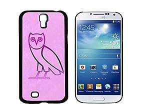 OvOXo Owl Pink Galaxy S4 Phone Case