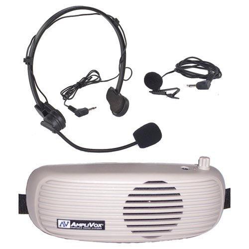 Beltblaster Personal Waistband Amplifier Amplivox S206
