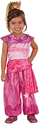 Kids Leah Genie Costume shimmer e lucentezza Costume