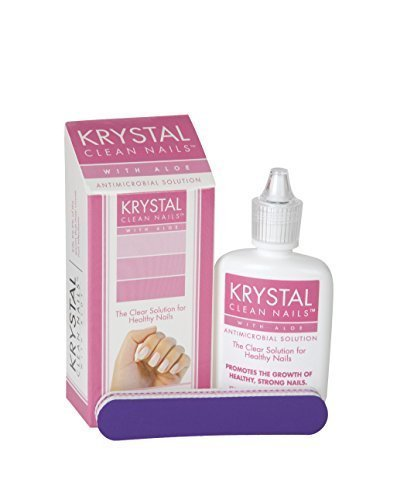 Krystal Clean Nails - Antimicrobial Solution (With Aloe) by DiaDerm