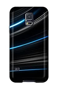 Pretty HPuYXKi9296EzBfD Galaxy S5 Case Cover/ Flow Of Glow Series High Quality Case